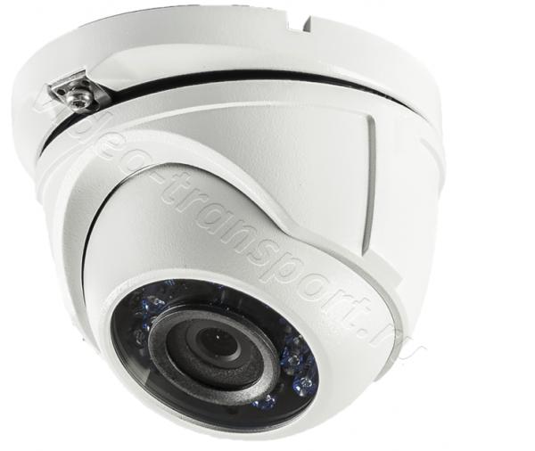 Купольная антивандальная видеокамера для транспорта RVi-311