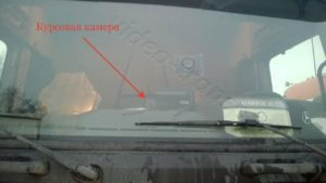 видеорегистратор на грузовом транспорте