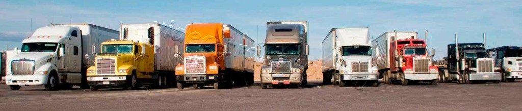 Видеонаблюдение в грузовик