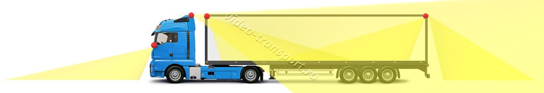 Видеонаблюдение на грузовик