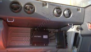 Видеорегистратор с монитором в экскаватор регламент Транснефть