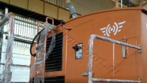 Видеонаблюдение на железнодорожный транспорт