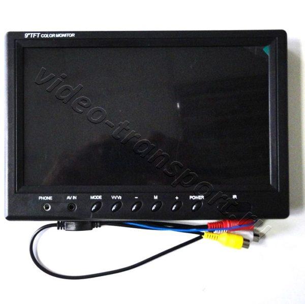 Монитор для транспорта CX-900 (9 дюймов)