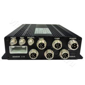 Видеорегистратор для транспорта Teswell TS-830