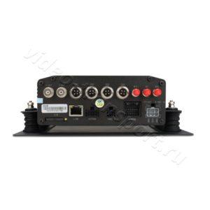 4-канальный видеорегистратор для транспорта Teswell