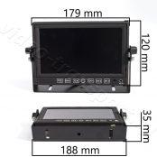 Монитор для транспорта AVS4714BM