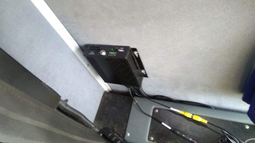 Видеорегистратор для пассажирского транспорта