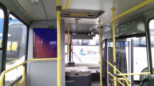 Видеонаблюдение в пассажирском транспорте
