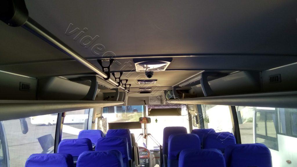 Видеонаблюдение для автобуса