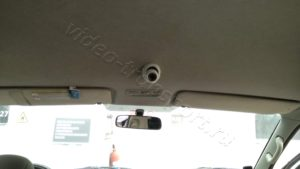 видеонаблюдение в микроавтобусе
